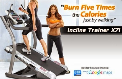 Nordictrack Incline Trainers