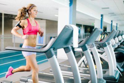 Running Machines Treadmills