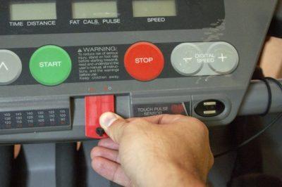 Proform Treadmill Safety Key