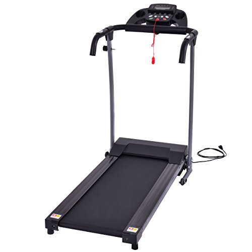 Life Fitness Treadmill Low Voltage: Goplus 800W Folding Treadmill Electric Motorized Power