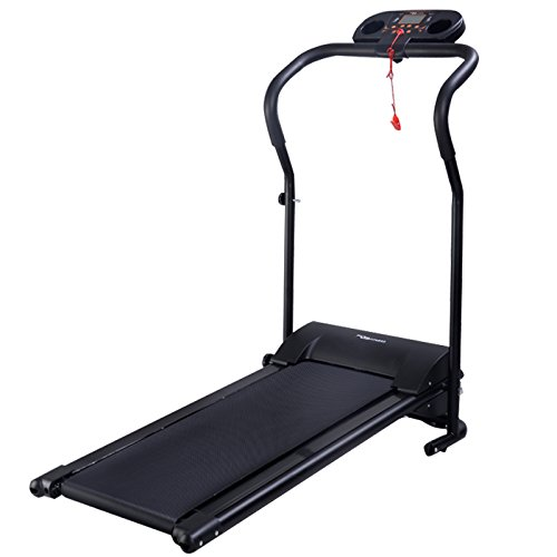 Goplus Electric Treadmill 800W Folding Power Motorized Running Jogging Machine