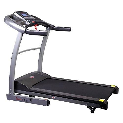 Sunny Health & Fitness SF-T7514 Heavy Duty Walking Treadmill